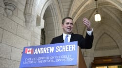 Scheer Dodges Questions About Leitch's Refugee