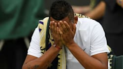 Nick Kyrgios Bows Out Of Wimbledon In First