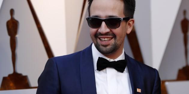 Oscars 2018: pourquoi certains participants portaient un pins orange