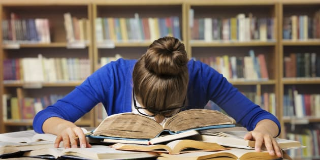 Shocking numbers of students are reporting poor mental health.