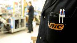 L'usine Bic de Vannes ne produira plus de stylo 4 couleurs, les salariés en