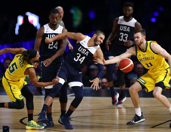 Hoops shocker: Team USA's 78-game streak snapped