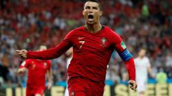 Cristiano Ronaldo empata a