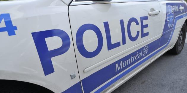 Une portion de l'autoroute 40 fermée à la suite d'une poursuite policière