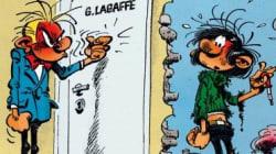 Dans l'adaptation ciné, Gaston Lagaffe ne travaillera pas dans un journal mais dans
