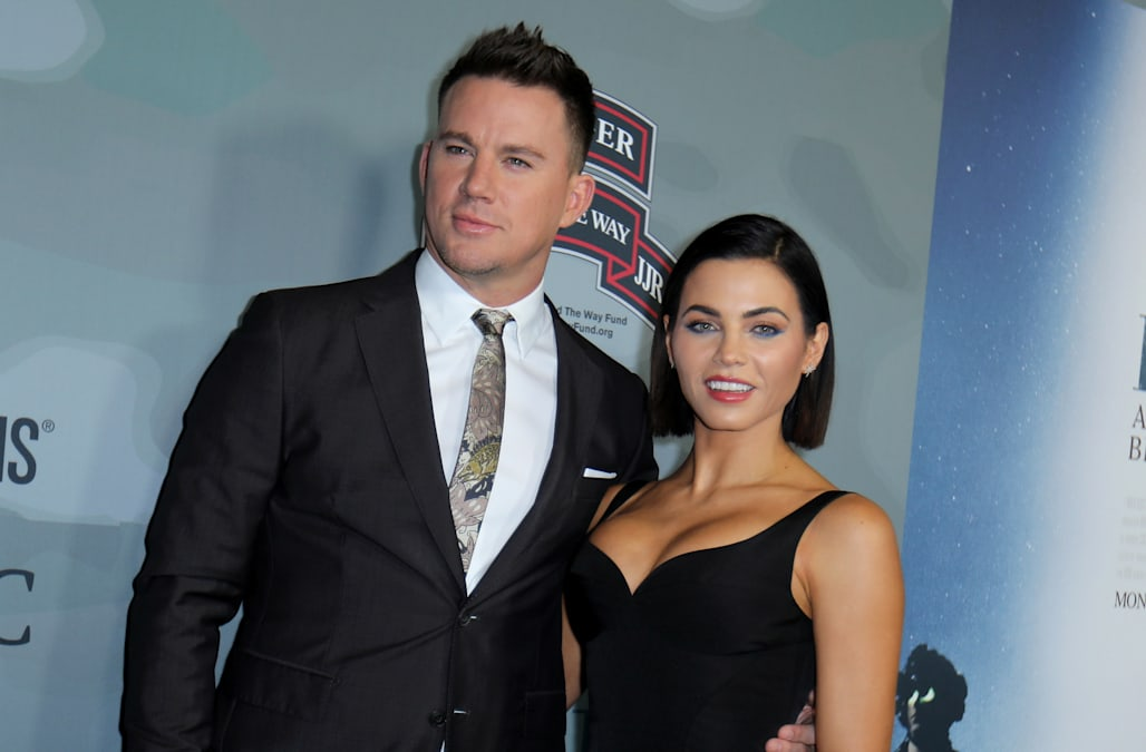 Channing Tatum, wife Jenna Dewan Tatum split after nine ...