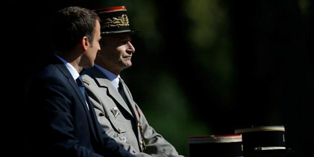 """Après l'affrontement entre Macron et le général de Villiers, 15 haut gradés racontent """"leur blessure profonde"""""""