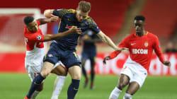 Monaco éliminé en Ligue des champions après un naufrage face à