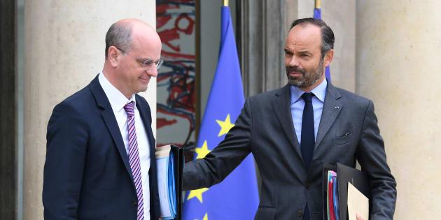 La formation des professeurs va encore être changée, annoncent Jean-Michel Blanquer et Édouard Philippe.
