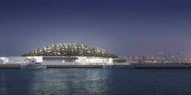 The Louvre Abu Dhabi will open in November.