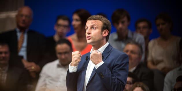 """Campagne de Macron: Mediapart dénonce un """"mensonge"""", Hamon et Fillon n'ont pas eu droit aux mêmes ristournes"""