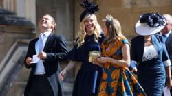¿Las exnovias del príncipe Harry fueron a la #bodareal?