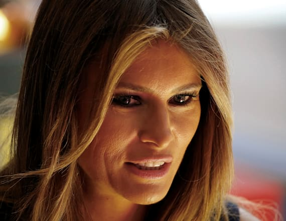 Melania Trump is lonely and racist in short story