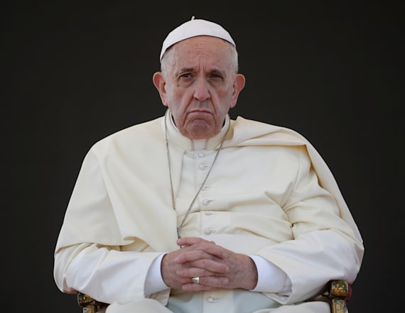 Pope criticizes US on migrant family separation