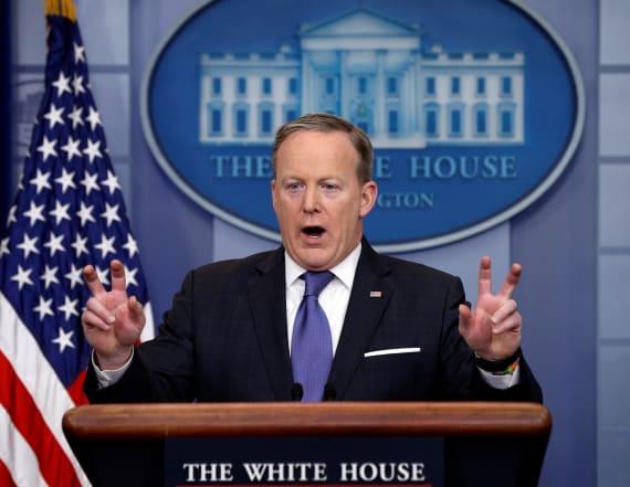 A look back at Sean Spicer's weirdest moment