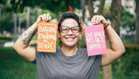 Dia 232: Bianca Tourinho, a artesã do