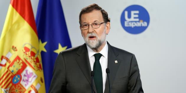 Le gouvernement espagnol annonce comment il compte reprendre le contrôle de la Catalogne