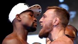 Le combat Mayweather-McGregor a commencé dès la