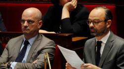 Blanquer se rallie au compromis de LREM pour éviter l'expression