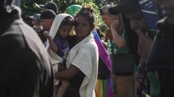 Ganadores con la caravana migrante en Tapachula: cárteles que controlan el