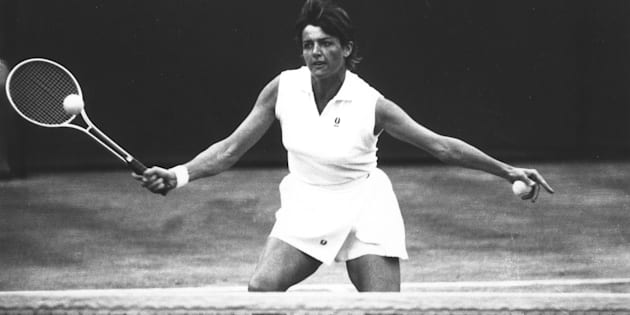 """Margaret Court is arguably the greatest tennis player of all time. It is unfortunate that her name is becoming more associated with her controversial views rather than inspiring young women to play tennis. """