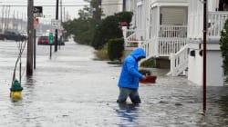 New York inondée tous les 5