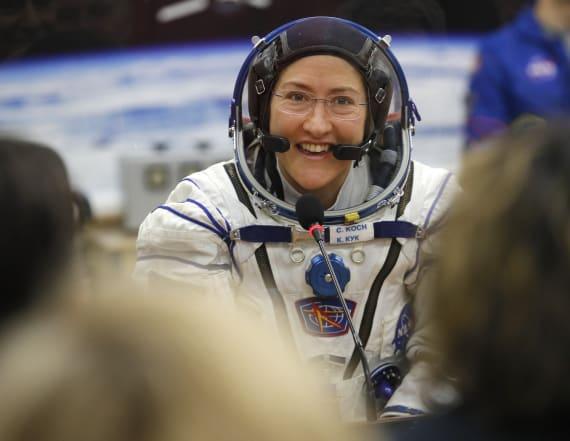 NASA cancels historic all-female spacewalk