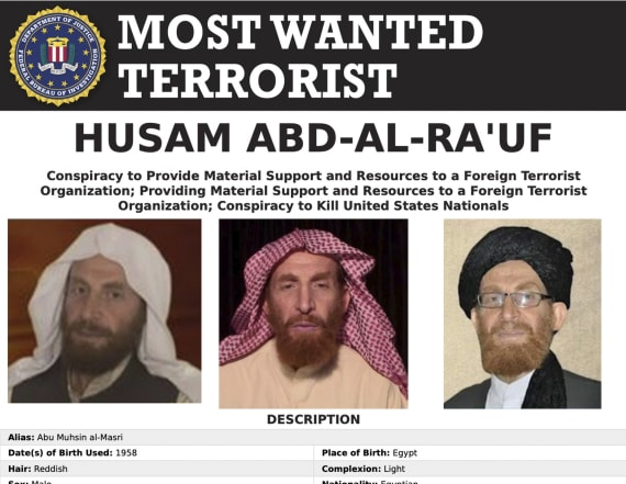 1 of the FBI's most wanted reportedly killed