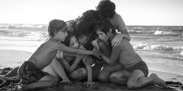 'Roma' es la primer película mexicana en recibir una nominación a Mejor película en los premios Oscar.