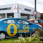 Canadian Auto Sales Take Largest Plunge Since Great