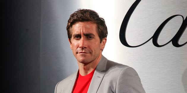 Actor Jake Gyllenhaal, la nueva imagen de Santos, llega al red carpet de Cartier, en el Pier 48, San Francisco, California.  (Foto: Kelly Sullivan/Getty Images)