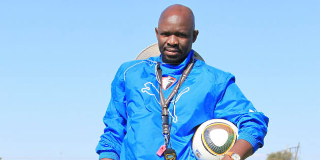 Kaizer Chiefs coach Steve Komphela.