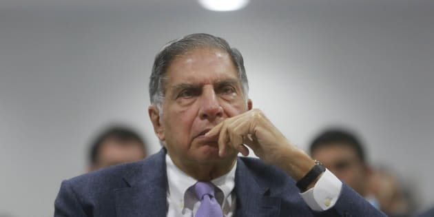 File photo of Indian industrialist Ratan Tata.
