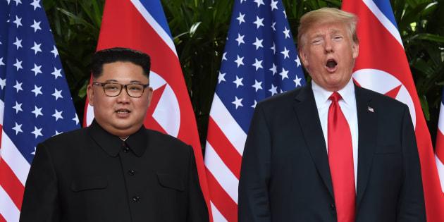 Prix Nobel de la paix 2018: comment Donald Trump et Kim Jong Un peuvent bien se retrouver nommés?