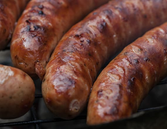 2,600 pounds of sausage products recalled