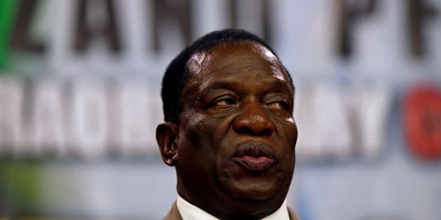 Zimbabwe has moved on from Mugabe era: Mnangagwa