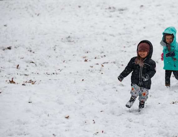 Parts of US to see snow, record cold