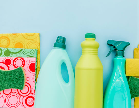 Shop the best household cleaners for limiting germs