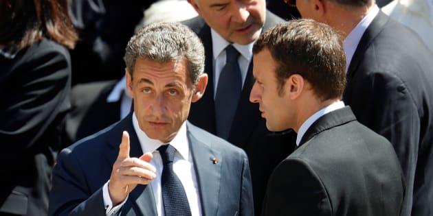 Pour se démarquer de la police de proximité, Macron a (encore) fait du Sarkozy