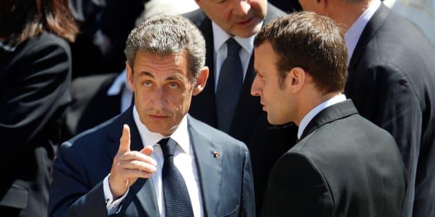 3 similitudes et 3 différences entre les dérapages Sarkozy et Macron.