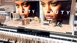 Rihanna Launches Her Own Makeup Range