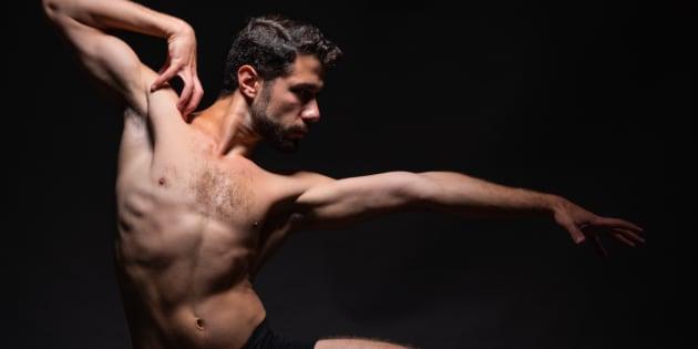 """Ahmad Joudeh: """"Ballare è una preghiera. La Siria è dentro di"""