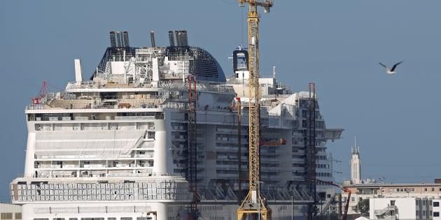 STX Saint-Nazaire: Bruno Le Maire annonce la nationalisation des chantiers navals