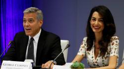 Les Clooney vont financer l'éducation de 3000 enfants syriens au