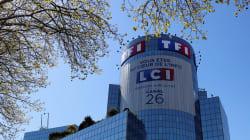 La CGT coupe l'électricité à TF1 et Canal