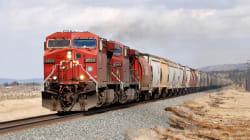 La grève des chefs de train et mécaniciens du CP est