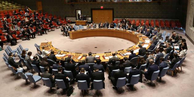 """Conseil de l'ONU sur la Corée du Nord: La Chine prône le dialogue, les États-Unis disent stop aux """"demi-mesures"""""""