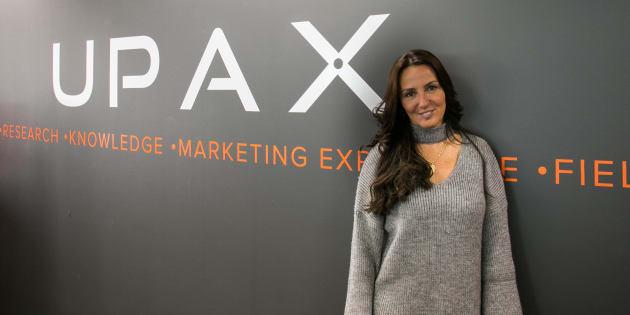 Cecilia Fallabrino ha construido Upax casi a mano y ahora tiene varios miles de colaboradores y una constelación de servicios para marcas de todo tipo.