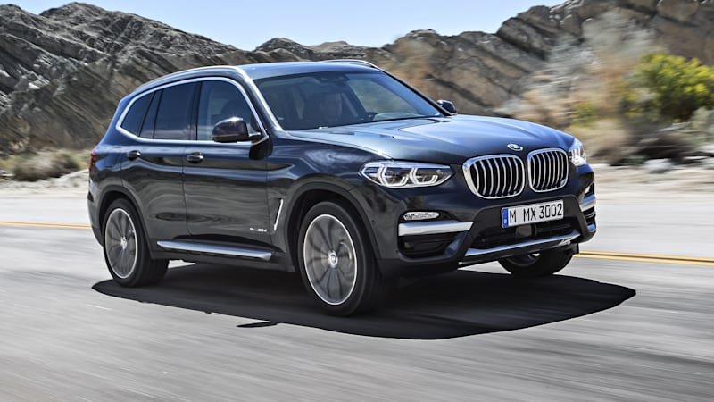 2018 BMW X3: Redesign, Platform, Changes >> 2018 Bmw X3 All New Faster And More Efficient Than Ever