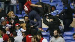 OL-Besiktas: la photo des débordements entre supporters qui